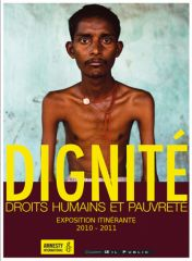 Exposition Amnesty International Droits Humains